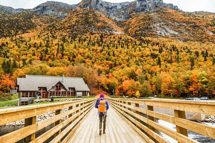 những nơi mùa thu đẹp nhất thế giới - Mỹ