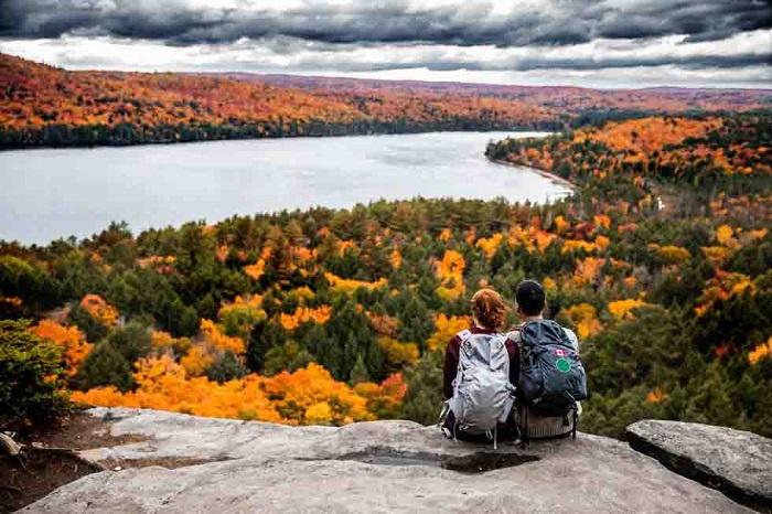 những nơi mùa thu đẹp nhất thế giới - Canada
