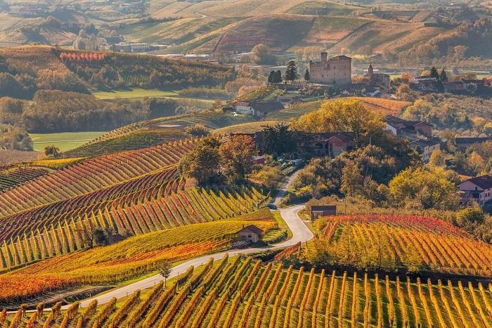 những nơi mùa thu đẹp nhất thế giới-italia