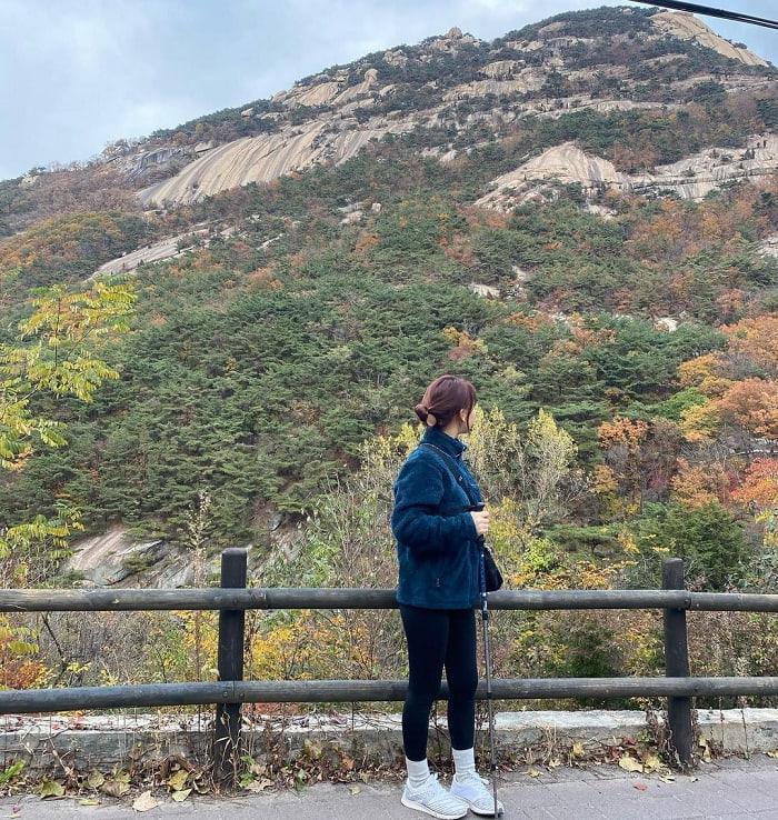 Diamond mountain - a fresh Korean tourist destination