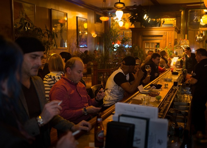 Quẩy thâu đêm với những quán bar nổi tiếng ở Salzburg Áo
