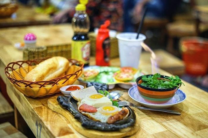 Bò né 3 ngon - quán ăn ngon ở Pleiku được yêu thích