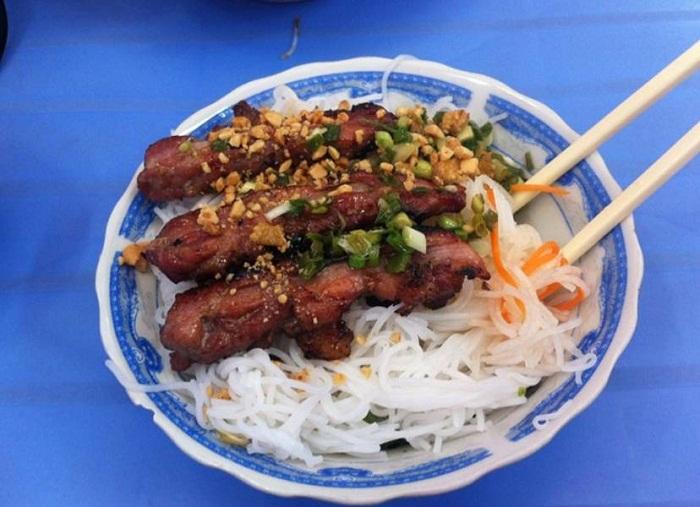 Bún Phương là quán ăn ngon ở Pleiku