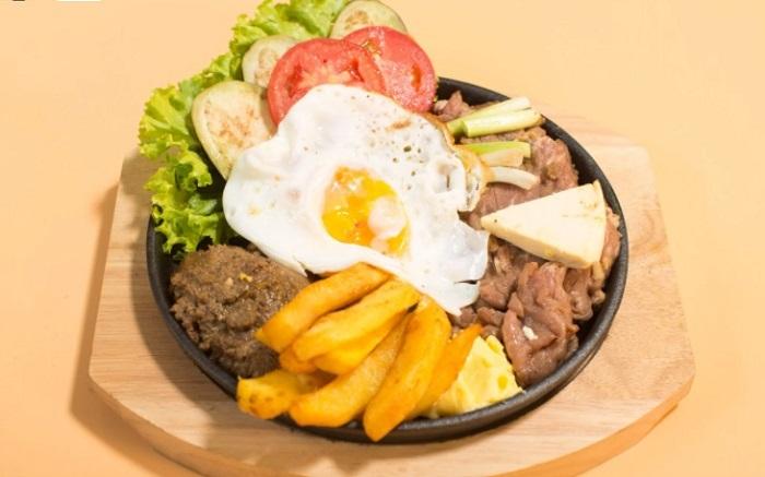 Quán Miu Steak - Địa chỉ quán ăn vặt ngon ở Thái Bình