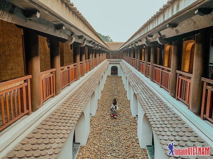Chùm combo 2N1Đ nghỉ dưỡng gần Hà Nội - Legacy Yên Tử 5*