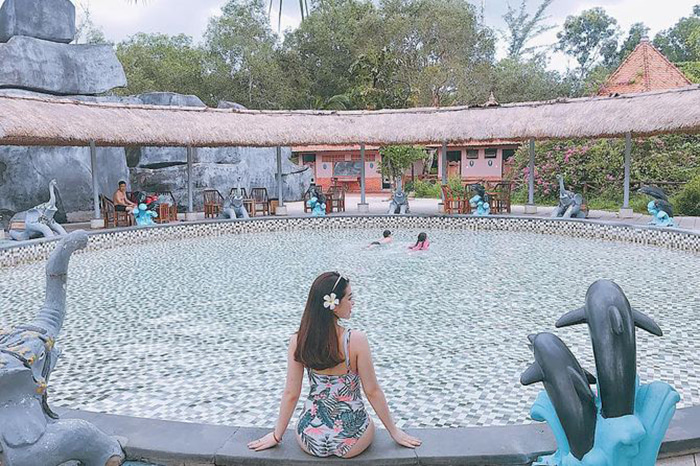 The secret to visiting Binh Chau hot spring - Enjoy maximum relaxation