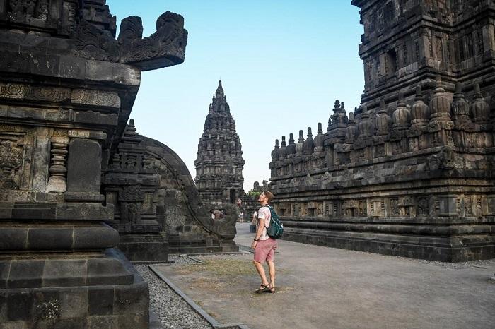 Tham quan ngôi đền Prambanan bằng một chuyến đi trong ngày từ Yogyakarta