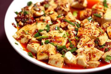 Đậu hũTứ Xuyên - đặc sản cay tê đúng chuẩn món ngon Trung Hoa