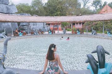 Kinh nghiệm vui chơi, nghỉ dưỡng ở suối nước nóng Bình Châu Vũng Tàu