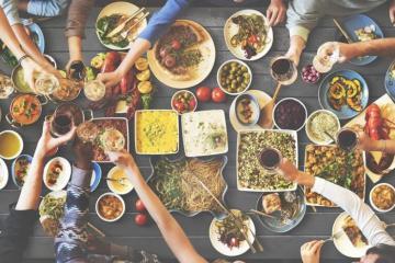 Top list những điểm đến ẩm thực hàng đầu thế giới