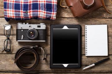 Các mẹo 'cân đẹp' việc bảo quản đồ công nghệ khi đi du lịch để tha hồ vi vu