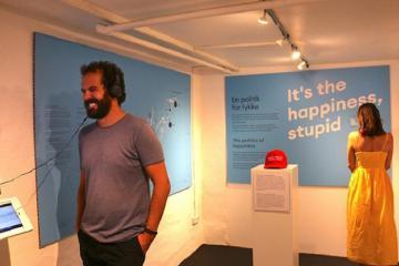 Có gì bên trong Bảo tàng Hạnh phúc đầu tiên trên thế giới?