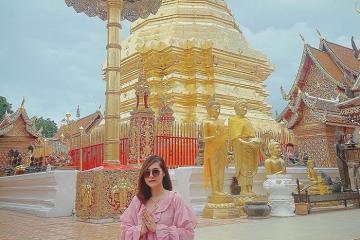 Chùa Wat Doi Suthep - ngôi chùa vàng linh thiêng bậc nhất Chiang Mai