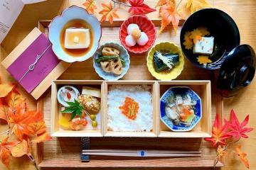 Thưởng thức ngay những đặc sản ở Kyoto tinh tế và đầy bắt mắt