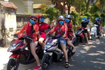 Nằm lòng danh sách địa chỉ cho thuê xe máy ở Thái Bình