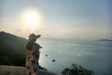 Du lịch đảo Vĩnh Thực Quảng Ninh - thiên đường biển bị lãng quên đẹp mê hoặc lòng người