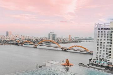 Đẹp xuất sắc 7 khách sạn có bể bơi vô cực ở Việt Nam