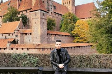 Ngẩn ngơ trước vẻ đẹp của lâu đài Malbork Ba Lan cổ kính