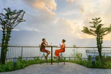 Chùm combo 2N1Đ nghỉ dưỡng gần Hà Nội sang - xịn - mịn, giá lại tốt không ngờ!