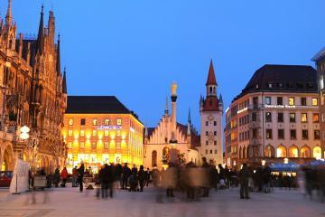 Kinh nghiệm du lịch Munich - thành phố xinh đẹp, văn minh nhất của Đức