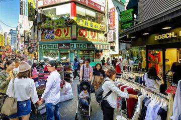 Nắm trong tay kinh nghiệm mua sắm ở Hàn Quốc để trở thành người mua hàng sành sỏi