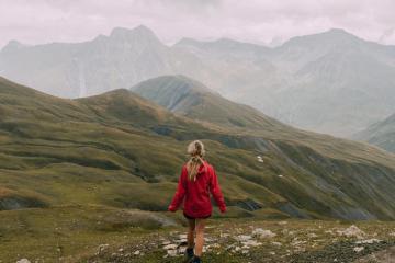9 ngày chinh phục chuyến đi bộ đường dài lên núi Mont Blanc hùng vĩ