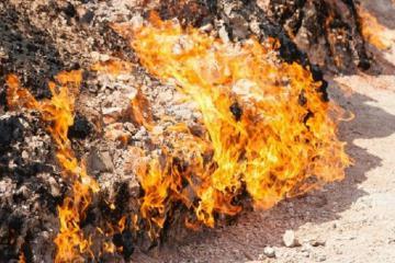 Những ngọn lửa không tắt ở Azerbaijan, 'Hỏa Diệm Sơn' hóa ra còn có ở Tây Á!