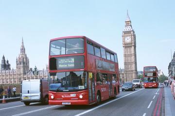 Điểm mặt gọi tên những phương tiện đi lại ở Anh phổ biến nhất