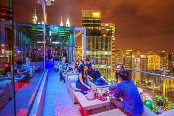 Top 7 quán bar nổi tiếng ở Kuala Lumpur để du khách thỏa sức vui chơi