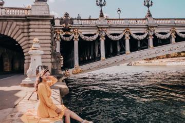 10 điểm đến du lịch hàng đầu ở Pháp bạn nên ghé thăm
