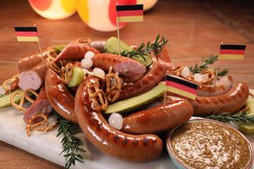 Đặc sản ở Đức: ăn một lần, nhớ một đời