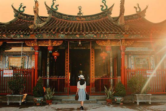 Những ngôi chùa đẹp ở Vĩnh Long nổi tiếng cầu gì được nấy