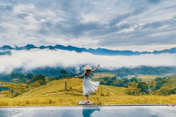 Điểm mặt 3 khu nghỉ dưỡng ở Pù Luông có bể bơi cực 'mị'