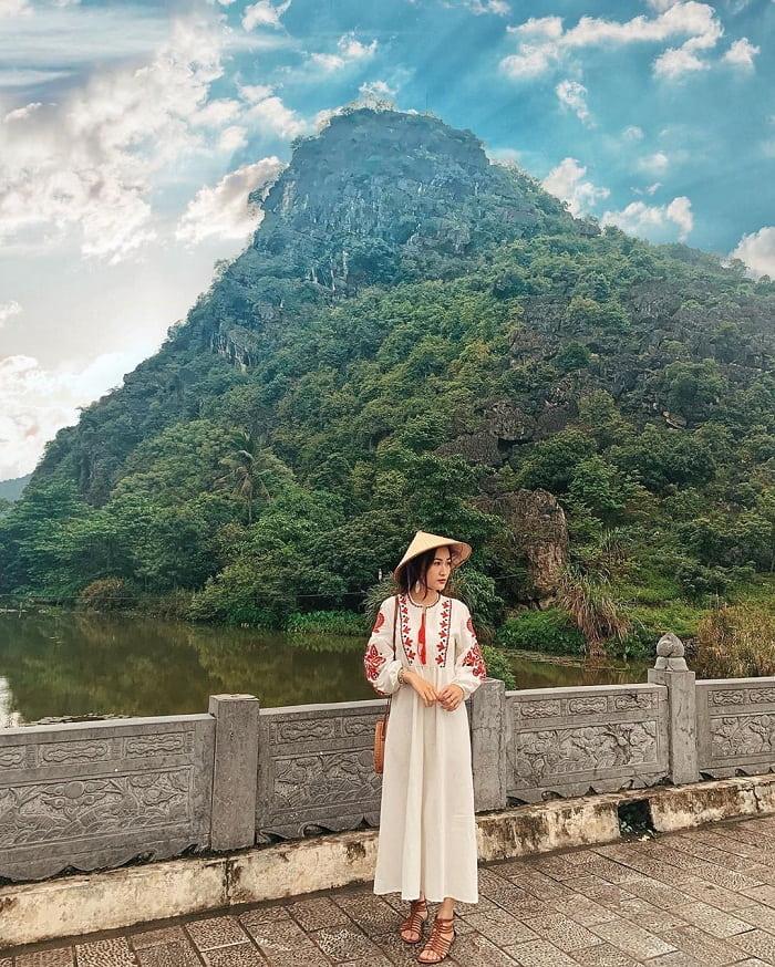 Nhắc đến điểm du lịch Ninh Bình không thể quên Cố đô Hoa Lư