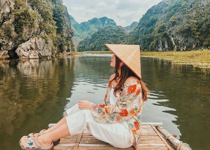 Đầm Vân Long - điểm du lịch Ninh Bình đậm chất thôn dã