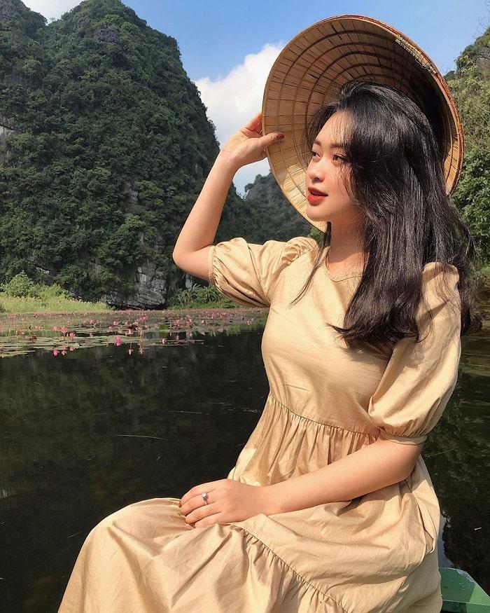 Thung Nắng là điểm du lịch Ninh Bình thơ mộng
