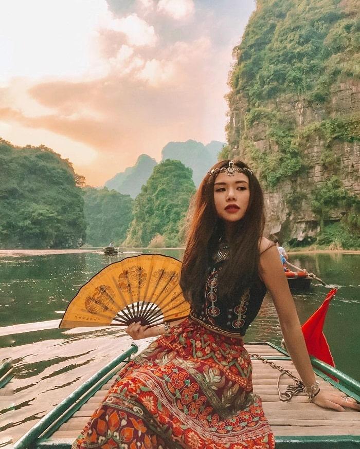 Nhắc đến điểm du lịch Ninh Bình không thể bỏ quên Tràng An