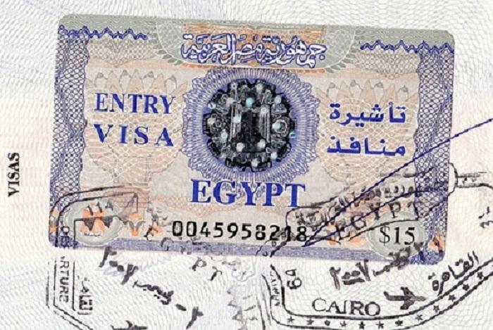 Time to issue Egypt tourist visa