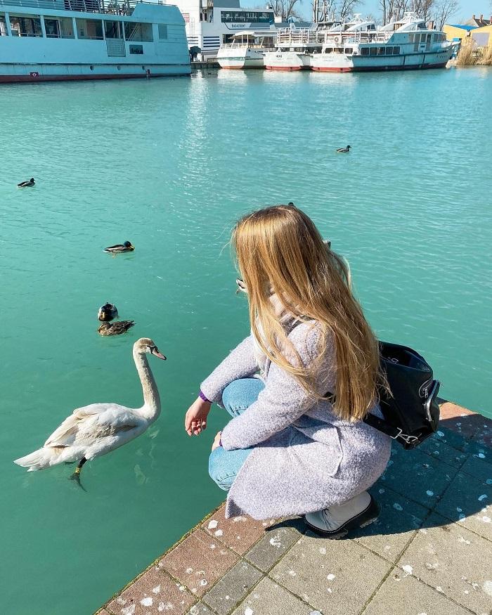 Hồ Balaton Hungary