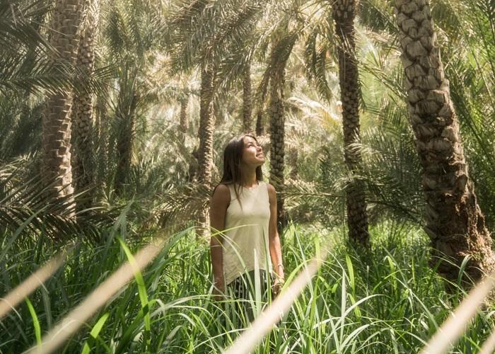 Al Ain - thành phố vườn giữa sa mạc lâu đời nhất ở Abu Dhabi