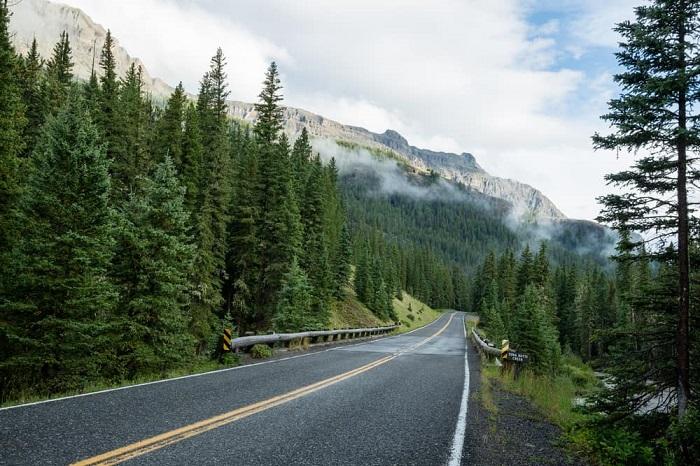 Địa điểm du lịch Montana Đường cao tốc Beartooth