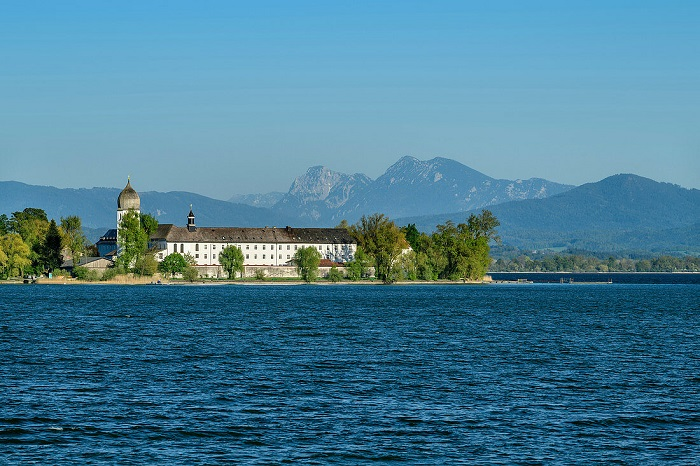 Hồ Chiemsee - Du lịch Bavaria