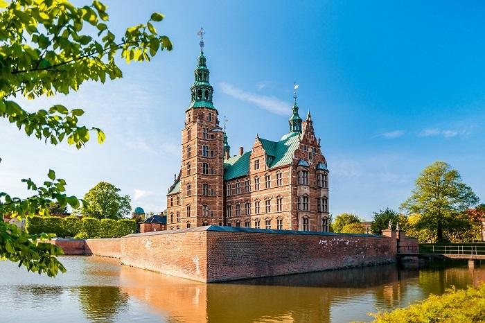 Cung điện Christiansborg - Những lâu đài đẹp nhất ở Đan Mạch