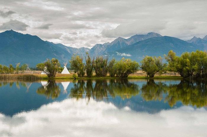 Hồ Flathead - Địa điểm du lịch Montana