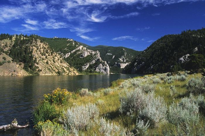 Địa điểm du lịch Montana; Gates of the Mountains Wilderness