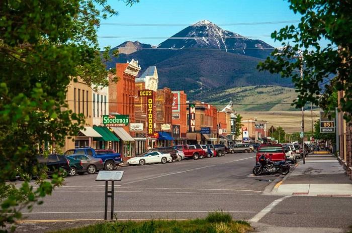 Địa điểm du lịch Montana Thành phố Livingston