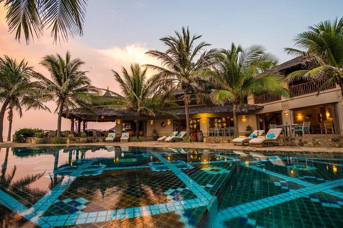 Mia resort -Resort đẹp ở Mũi Né nổi tiếng