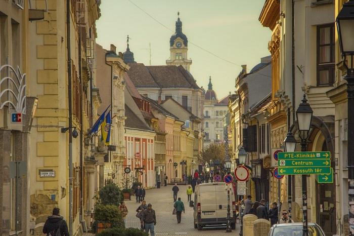 Du lịch Pecs Hungary - Du lịch Pecs