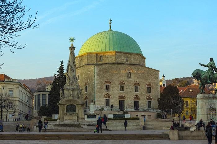 Nhà thờ Hồi giáo Pasha Qasim - Du lịch Pecs