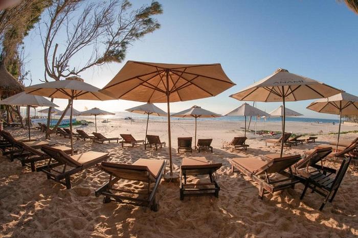 Resort & Spa MuiNe Ocean -Resort đẹp ở Mũi Né xanh mát
